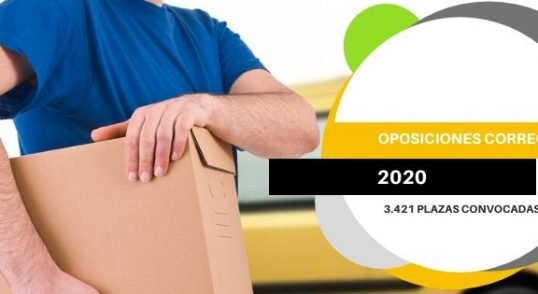 Últimas Novedades en las Oposiciones de Correos 2020 3