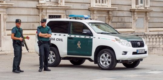 Cuerpo Guardia Civil