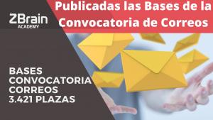 Oposiciones de Correos | Publicadas las bases de la Nueva Convocatoria 5