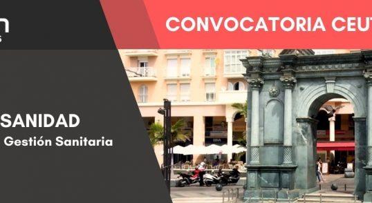 Oposiciones Sanidad Ceuta y Melilla