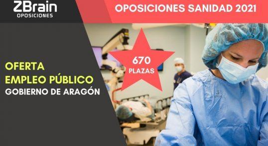 Servicio Aragonés de Salud Oposiciones