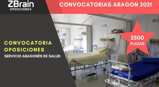 convocatoria oposiciones Aragón