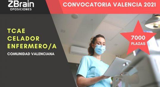 convocatoria oposiciones comunidad valenciana